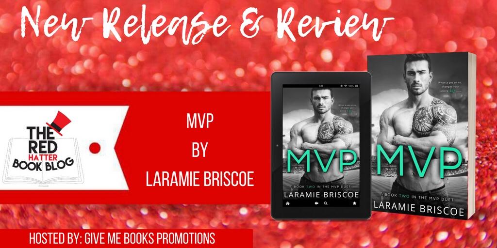 Laramie Briscoe The Red Hatter Book Blog
