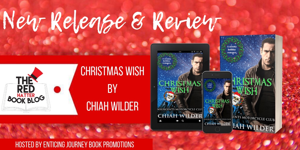 New Release Review Giveaway Christmas List By Chiah Wilder The