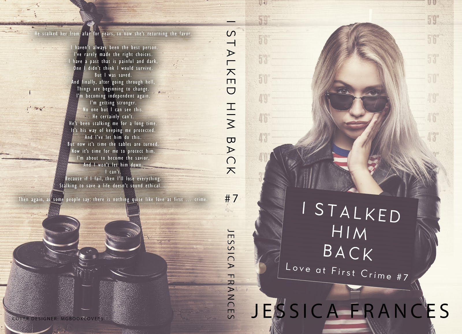 Review Tour: I Stalked Him Back by Jessica Frances – The Red
