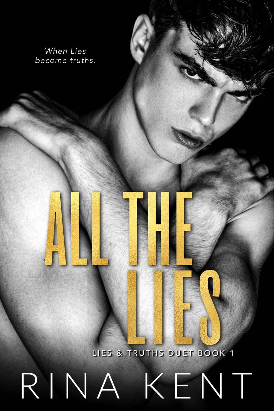 all the lies cover
