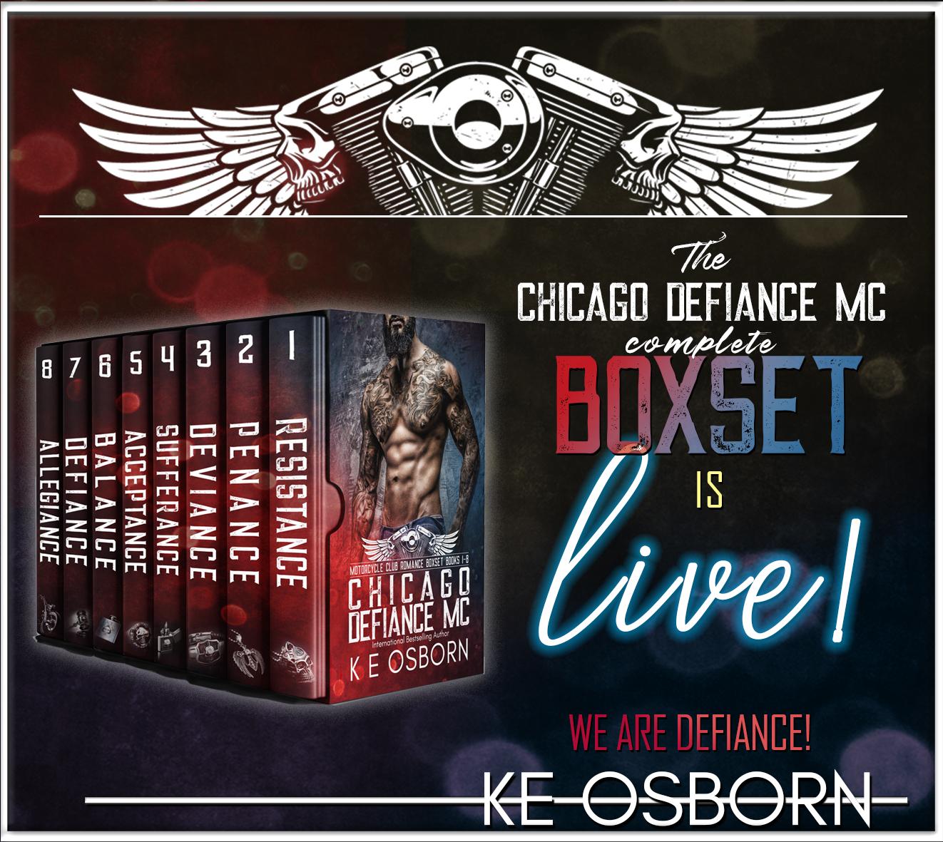 Defiance Box set live