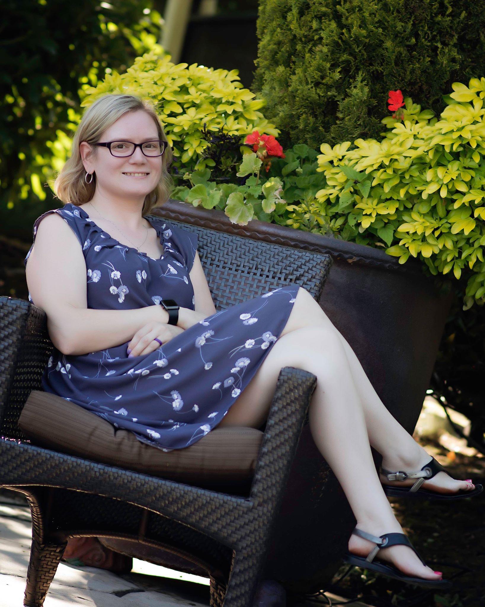 Samantha Lind Author Photo