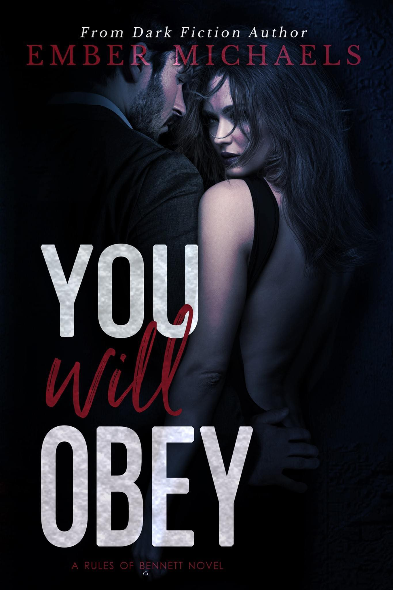 you will obey cover