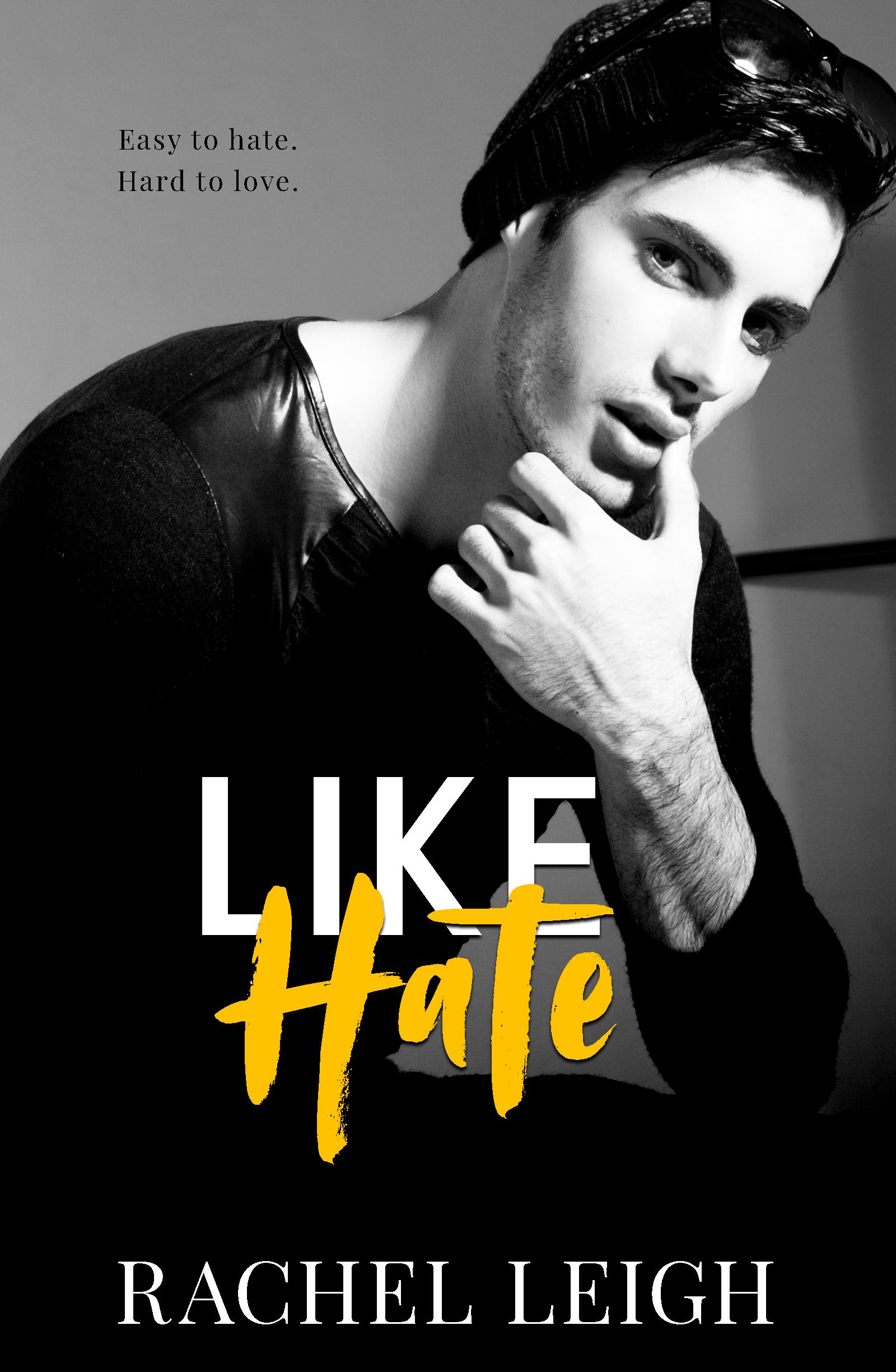 Like Hate 1600x2400
