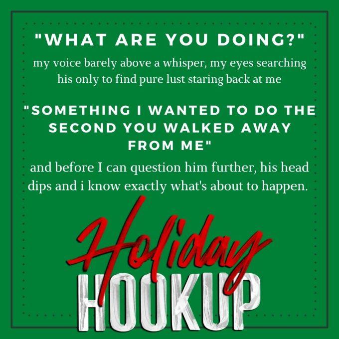 Holiday Hookup Teaser 1