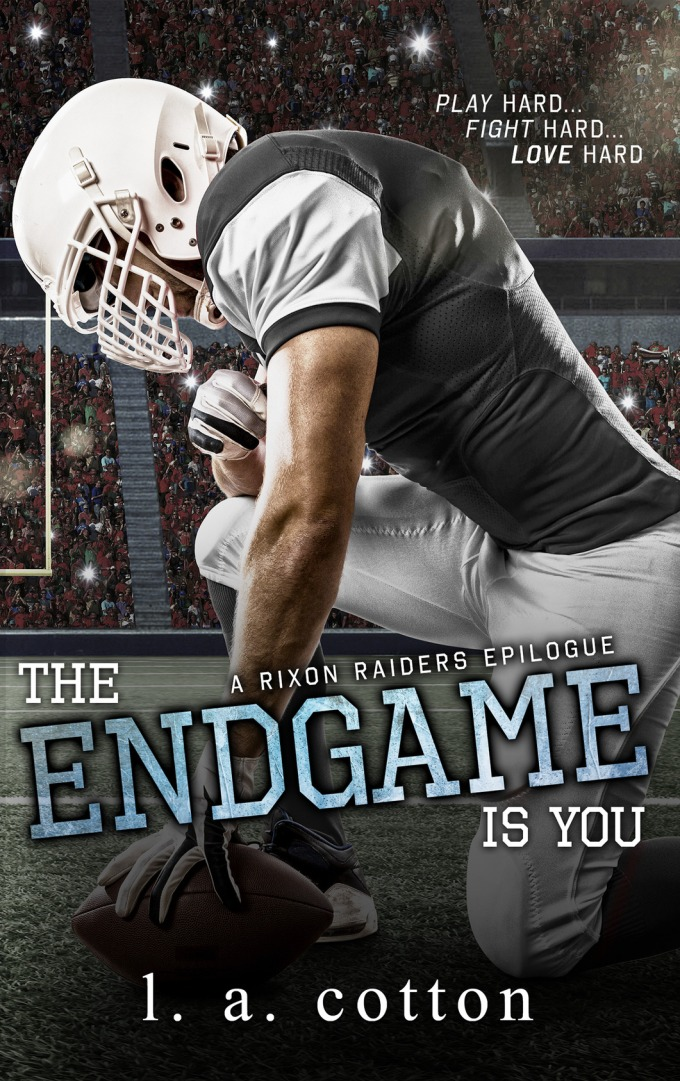 The Endgame Is You Ebook Cover