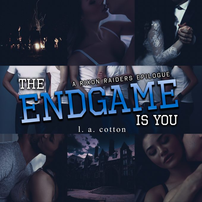 The Endgame Is You Promo 1