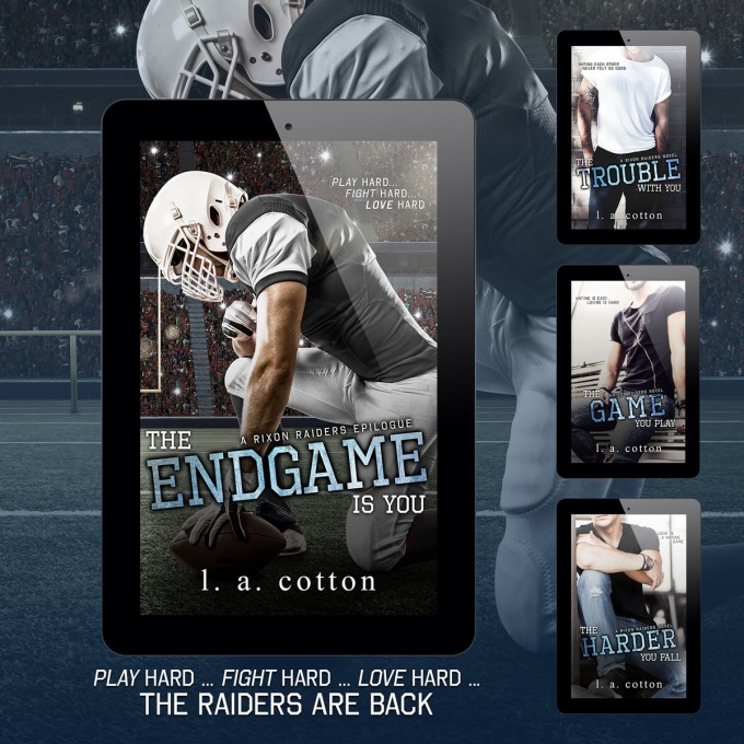 The Endgame Is You Promo 3